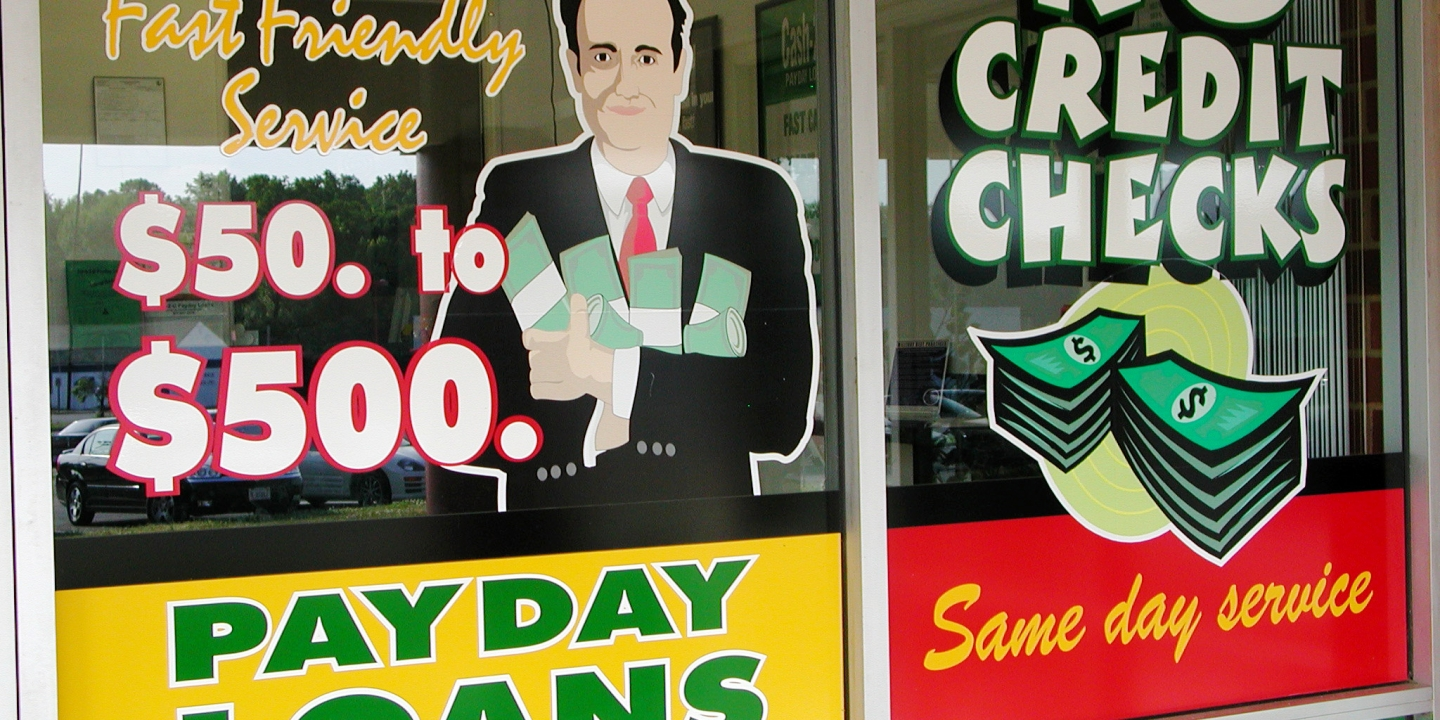 New Payday-Loan Rules Won't Stop Lenders